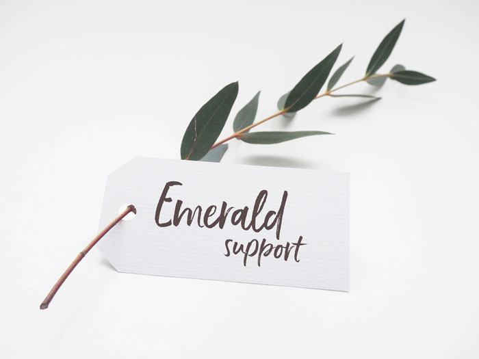 Emerald Support